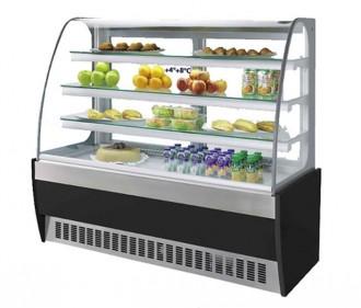Vitrine réfrigérée panoramique compacte - Devis sur Techni-Contact.com - 1