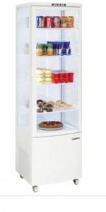 Vitrine réfrigérée positive 235 litres - Devis sur Techni-Contact.com - 1