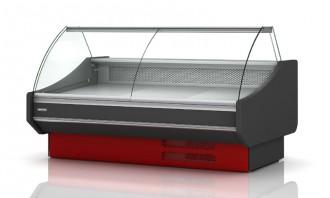 Vitrine réfrigérée pour charcuterie 1055 à 2995 mm - Devis sur Techni-Contact.com - 2