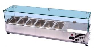 Vitrine réfrigérée pour ingrédients - Devis sur Techni-Contact.com - 2