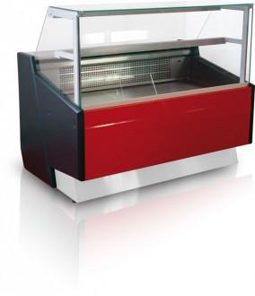 Vitrine réfrigérée sandwicherie 2560 mm - Devis sur Techni-Contact.com - 1