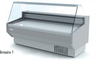 Vitrine réfrigérée sans étagère - Devis sur Techni-Contact.com - 1