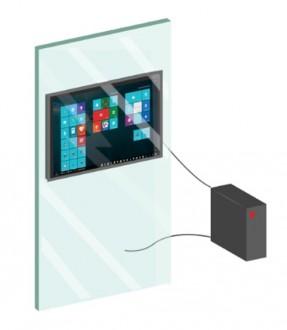 Vitrine tactile interactive - Devis sur Techni-Contact.com - 1