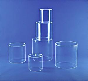 Vitrine tube en plexiglas - Devis sur Techni-Contact.com - 3