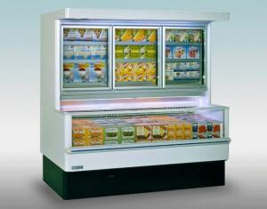 Vitrine verticale froid négatif 454 Litres - Devis sur Techni-Contact.com - 1