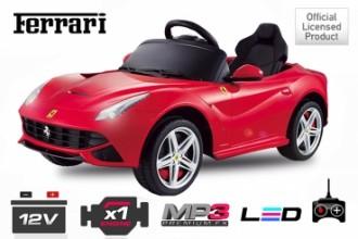 Voiture électrique enfant Ferrari F12 - Devis sur Techni-Contact.com - 1