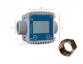 Volucompteur numérique à turbine - Devis sur Techni-Contact.com - 1