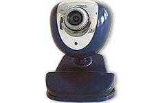 Webcam 100k pixels bleu eco - Devis sur Techni-Contact.com - 1
