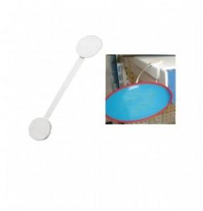 Wobbler métallique stop rayon - Devis sur Techni-Contact.com - 1