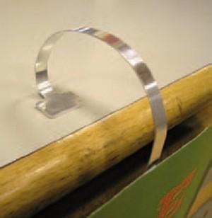 Wobbler stop rayon d'étagère - Devis sur Techni-Contact.com - 2