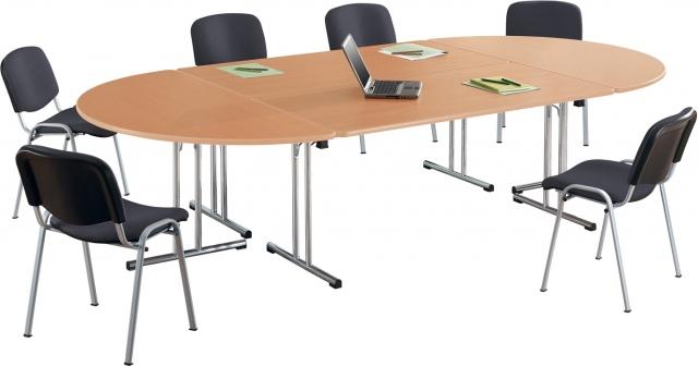 Table De Reunion Pliante Table Empilable Pour Collectivites