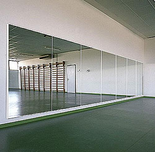 Miroir Fixe Salle De Sport Devis Sur Techni Contact Miroir