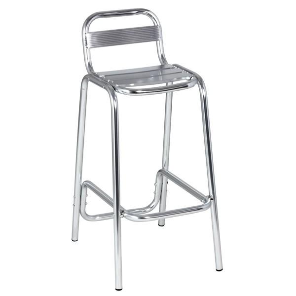 Chaise Haute Aluminium
