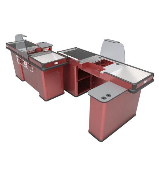 Meuble Caisse Et Comptoir Pour Commerce Devis Sur Techni Contact Comptoir De Reception