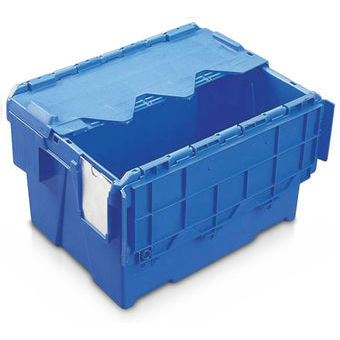 Bac Plastique Avec Couvercle Solidaire
