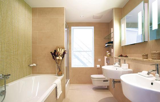 Salle de bains préfabriquée pour chambre d\'hôtel - Salle de bains ...