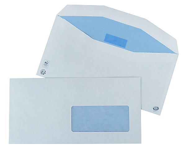 Enveloppe Blanche à Fenetre Enveloppe Fenetre Techni Contact