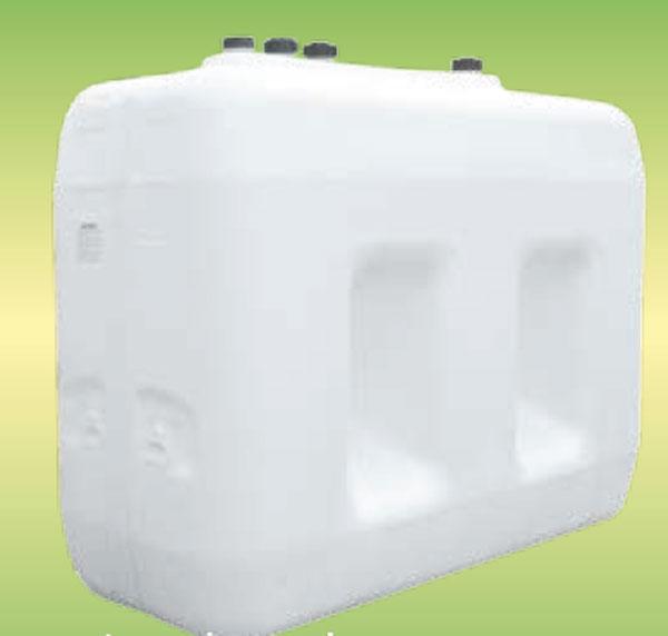 Croissant Réservoir à fioul sans bandage - Réservoir fuel 2500L - Techni-Contact UD-72