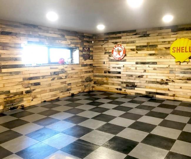 dalle pvc clipsable pour garage et atelier  devis sur