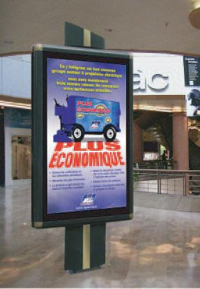 Panneau Déroulant Devis Sur Techni Contact Equipement Publicitaire