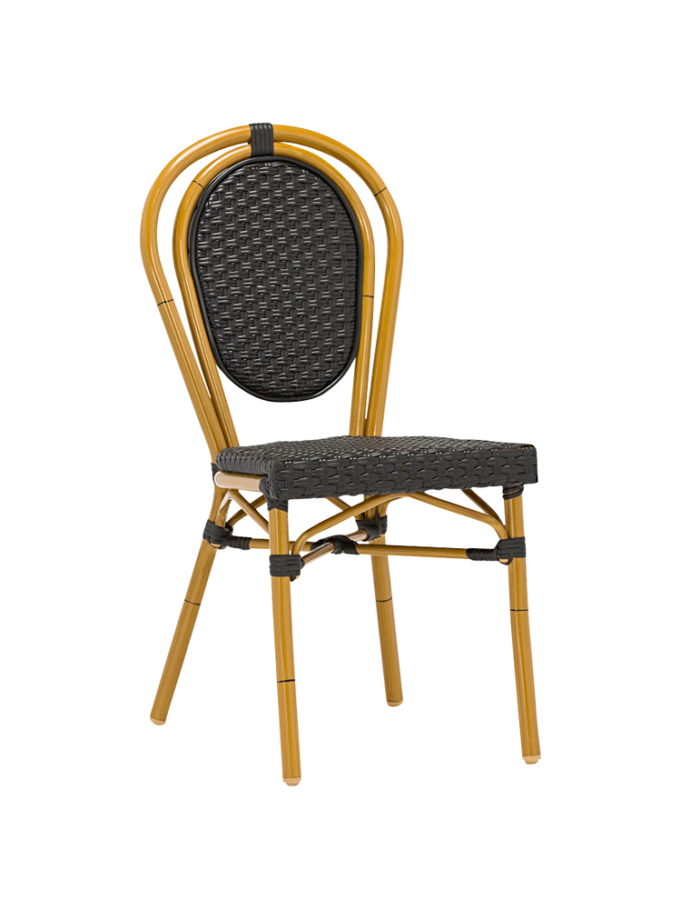 Chaise Bistrot Aluminium Chaise Bistrot Rotin Techni Contact