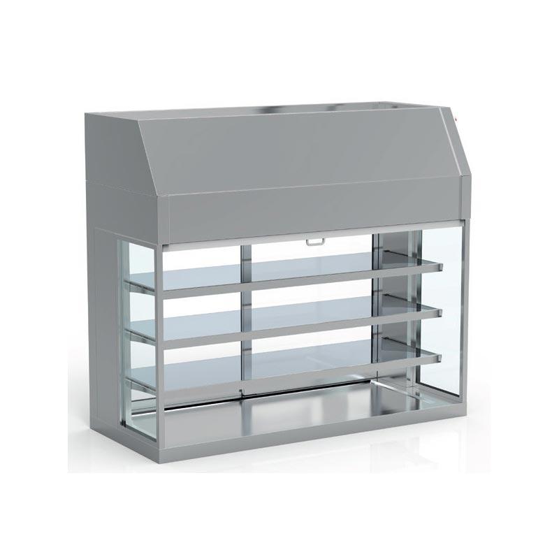 Vitrine Refrigeree Pour Restaurant Self Service Meuble Refrigere