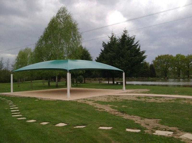 Abris En Toile Pour Jardin Abri Pour Espace Vert Techni Contact