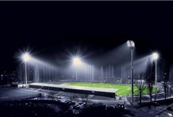 Eclairage Led Terrain De Football Eclairage Sportif Techni Contact