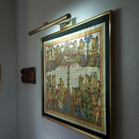 Murale Applique Eclairage Tableau Techni Contact Pour OPkn0w