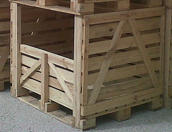 Caisse palette bois bouteilles caisse palette bois de remuage