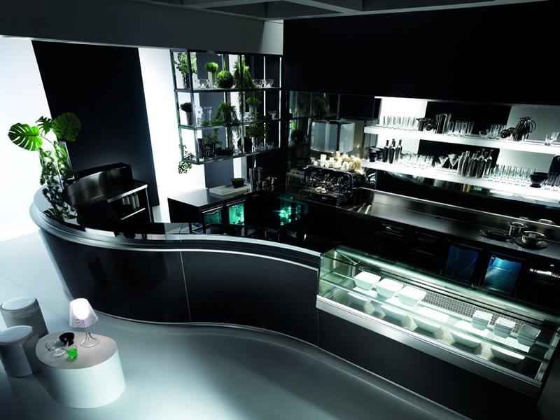 Conception Et Installation Comptoir Bar Professionnel Agencement