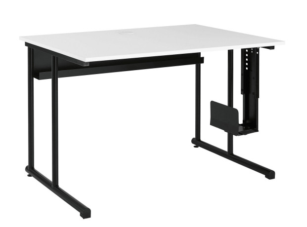 Table informatique scolaire monobloc bureau pour ordinateur
