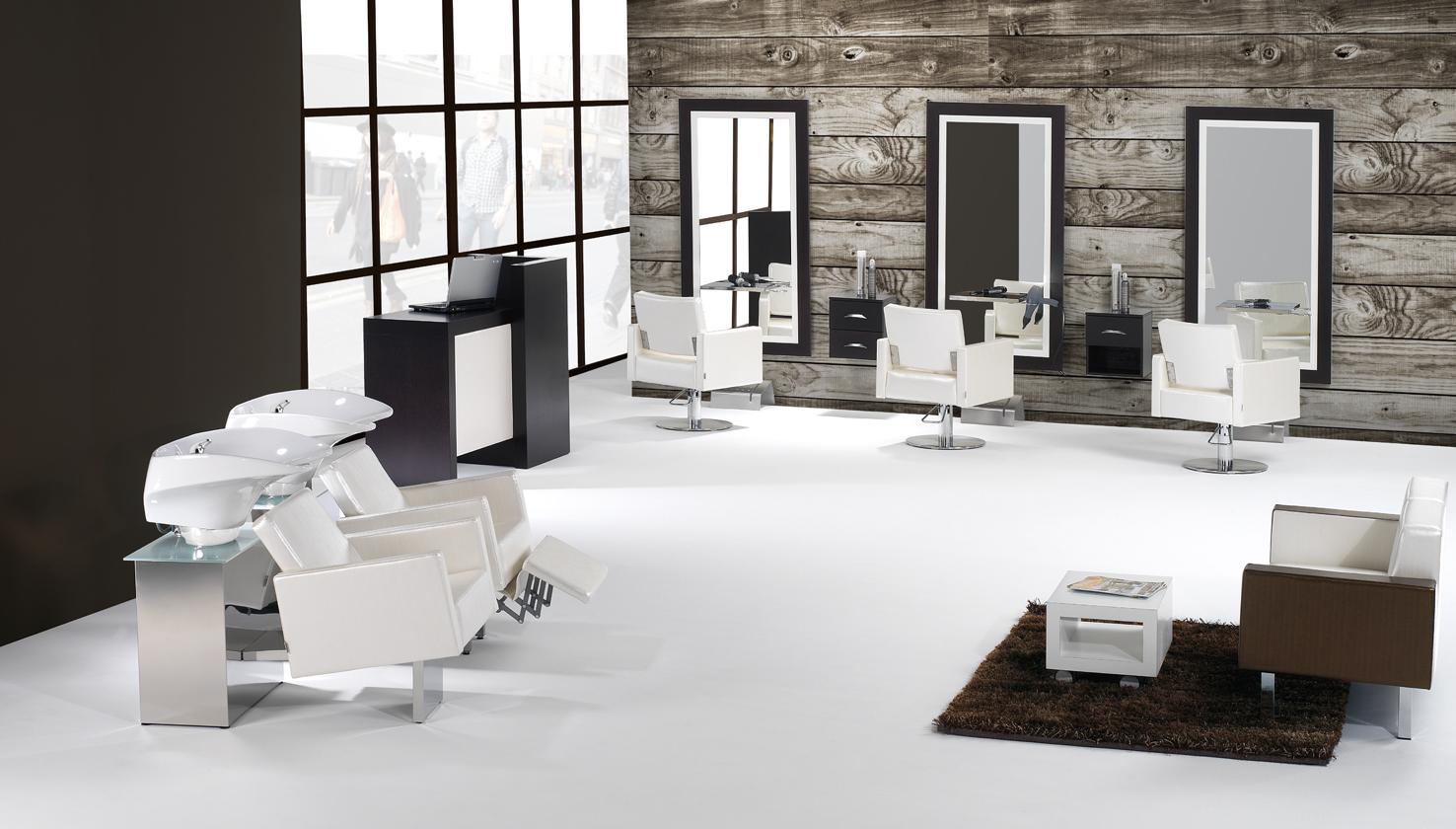 Design Meuble Pour Salon De Coiffure Occasion