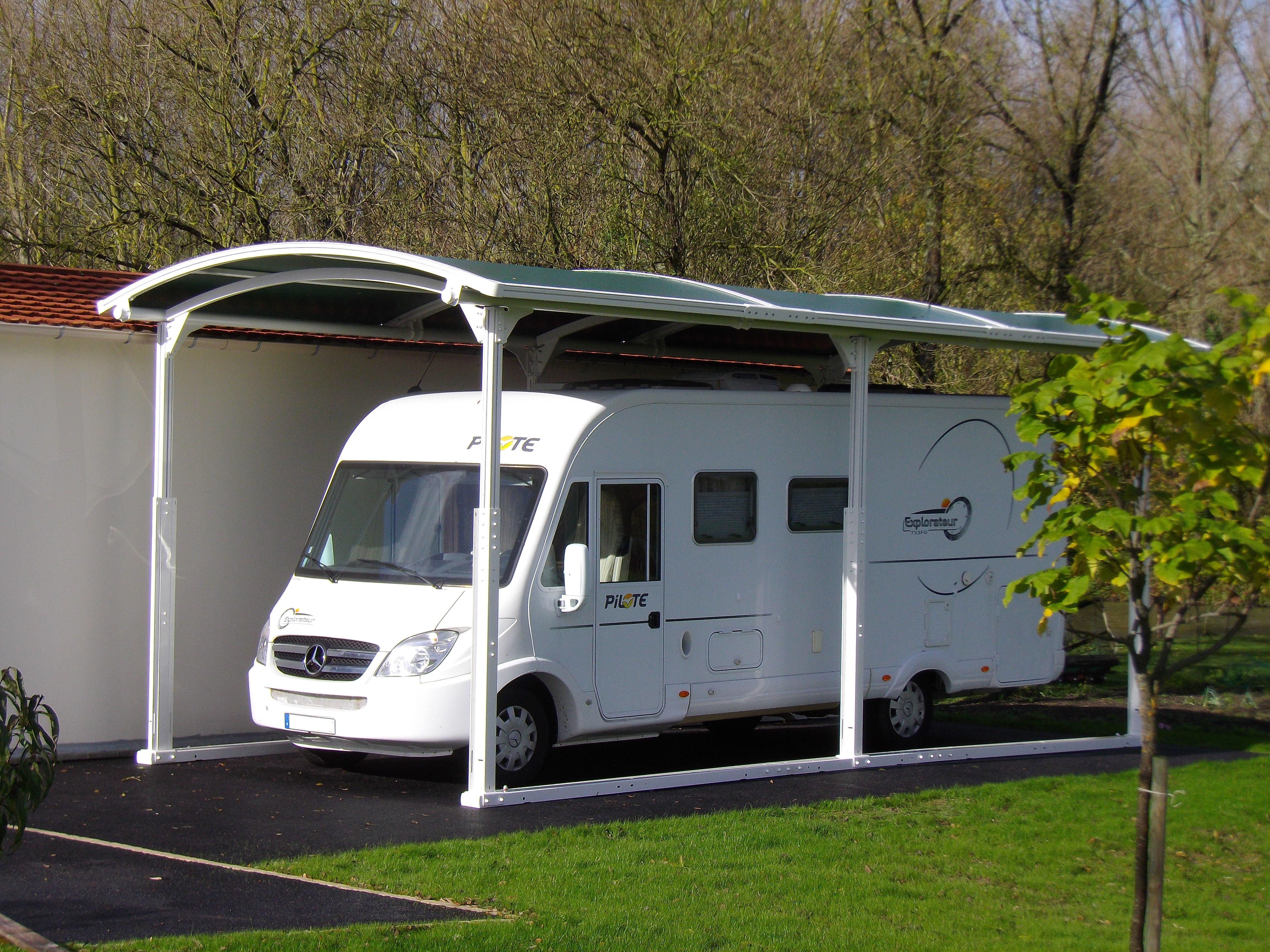 Fabriquer Un Abri Pour Velo abri pour camping car sans permis : devis sur techni-contact