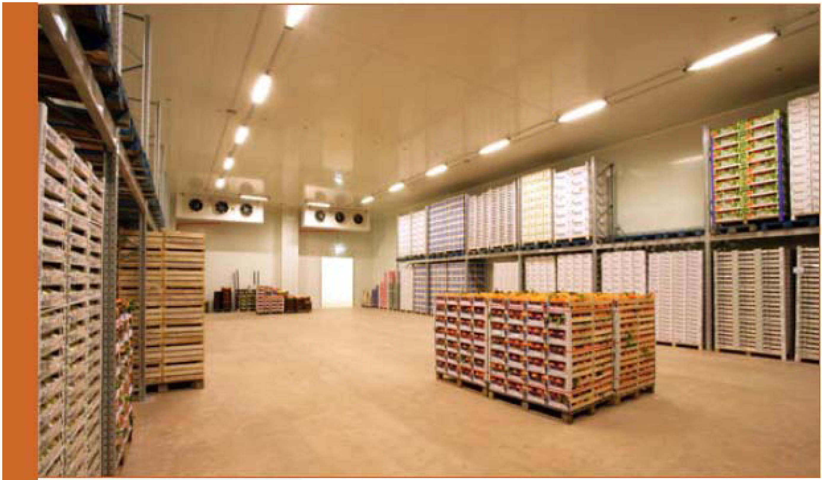 Chambre froide industrielle - Chambre froide industrielle ...