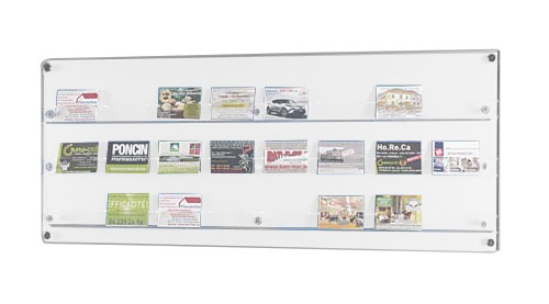 Distributeur Mural Cartes De Visite