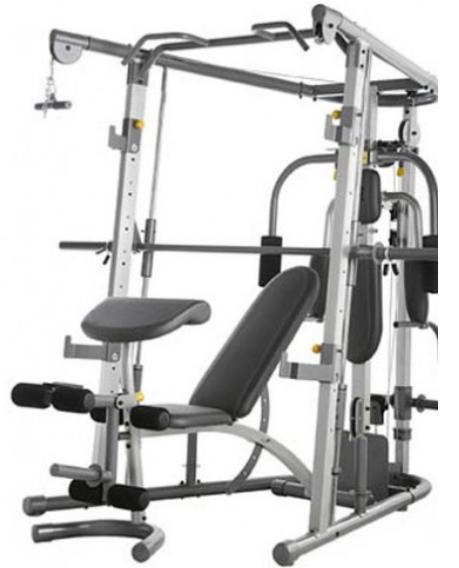 Banc De Musculation Multifonction Banc De Fitness Techni Contact