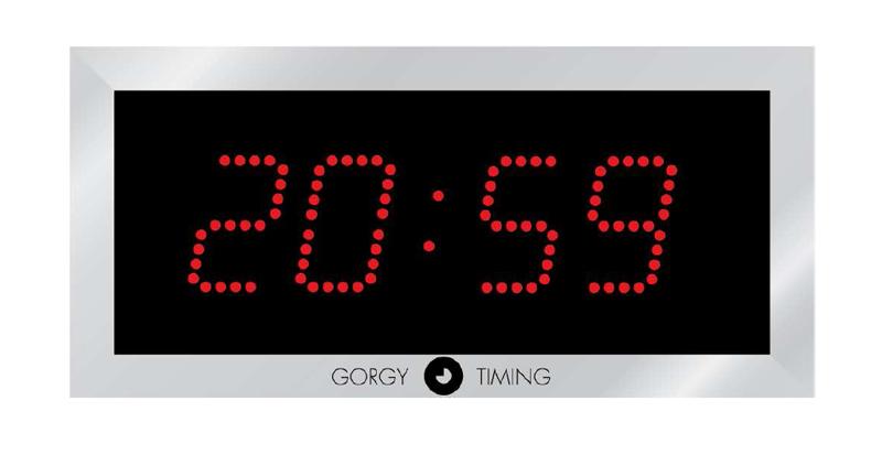 Horloge Murale Numérique Professionnelle   Horloge à Affichage Digital    Techni Contact