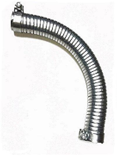 Gaine Flexible INOX echappement dn 65 x 1 m