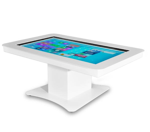 Table Basse Tactile Multitouch Table Basse Connectee Techni Contact