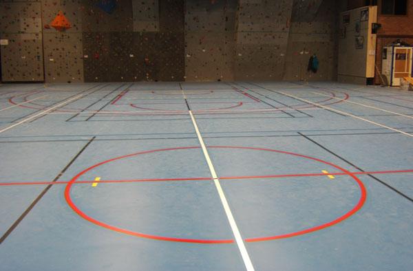 Tracage Salle De Sport Devis Sur Techni Contact Tracage