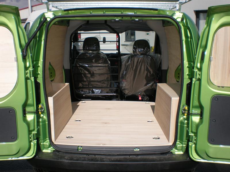 Amenagement Interieur Kangoo aménagement pour renault kangoo - amenagement de véhicules utilitaires