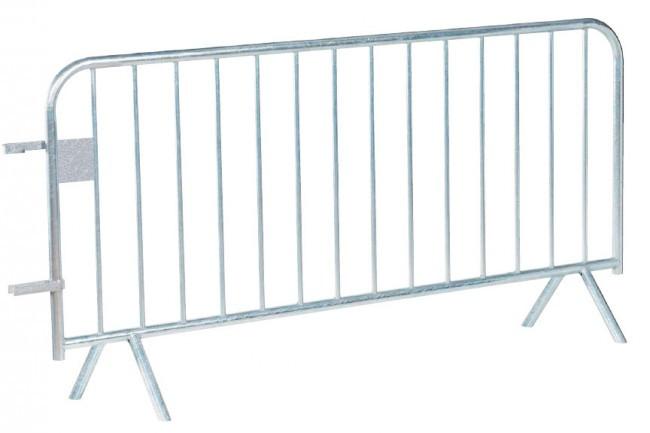 barrière amovible de sécurité - barrière de police - techni-contact