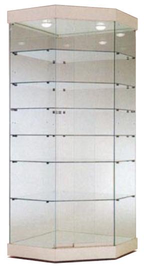 meuble vitrine d angle