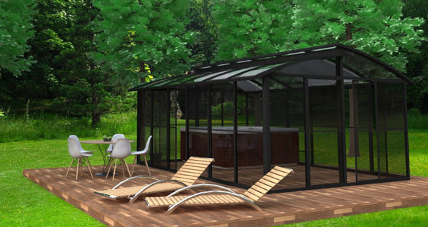 abris spa gonflable stunning abri de voiture pas cher carports carport bois moderne abris metal. Black Bedroom Furniture Sets. Home Design Ideas