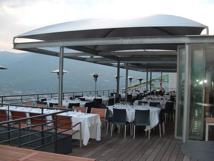 Code fiche produit 8716764 - Bache terrasse restaurant ...