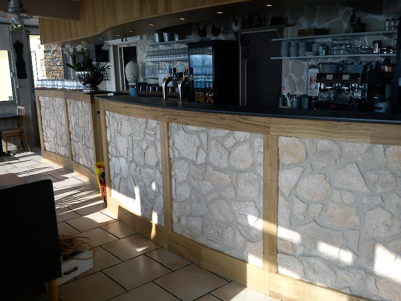 Agencement bar comptoir - Aménagement comptoir pour bar - Techni ...