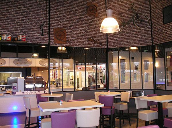 Agencement de restaurant - Aménagement restaurant - Techni-Contact