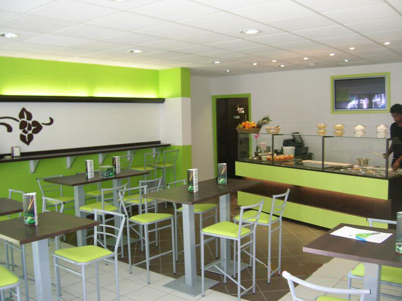 Amenagement Mobilier Restaurant Rapide