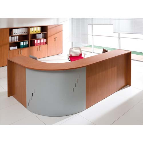 Table de restaurant for Meuble d accueil bureau
